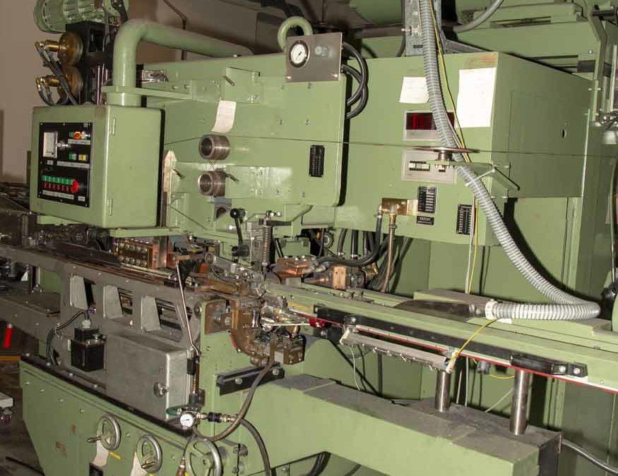 Soudronic ABM 150E Automatic Welder