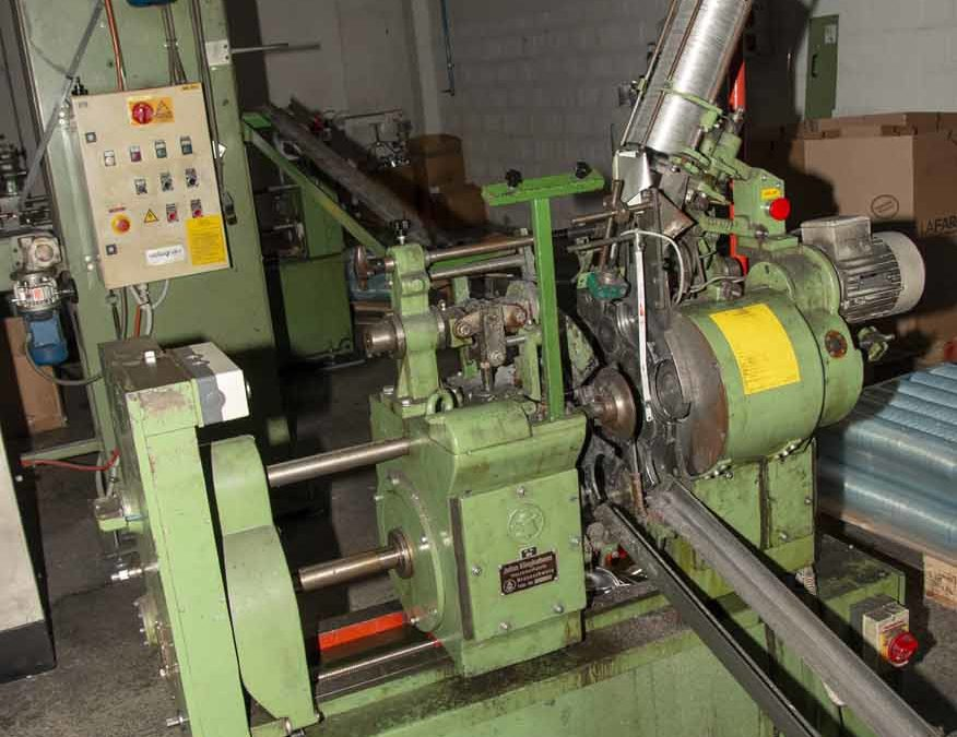 Klinghammer 430 double flanging/ single seamer