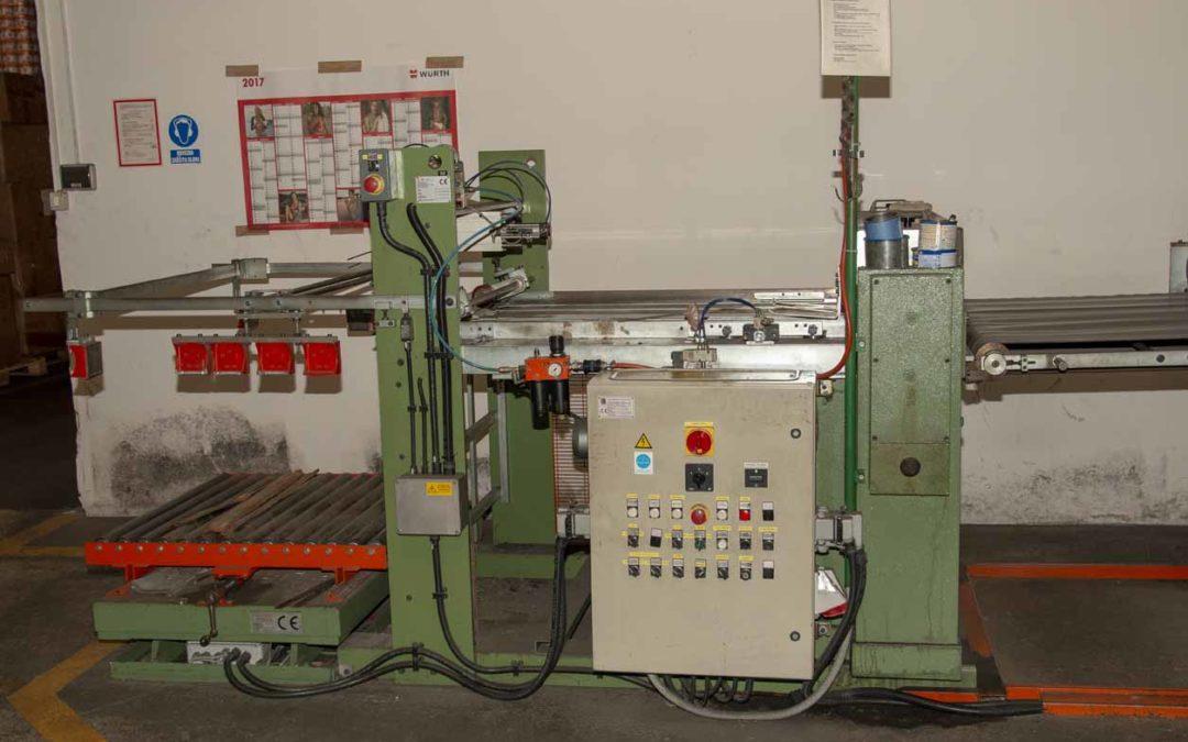 Automatic Slitter C.M.M. TCF-1100