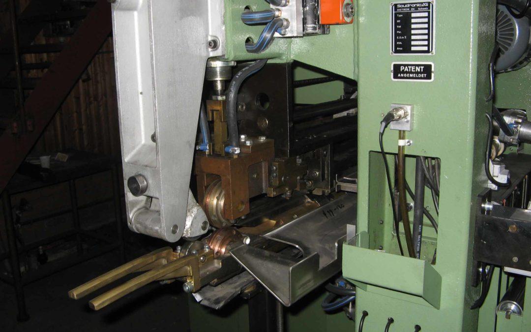 Soudronic VEA 25 TE automatic welder