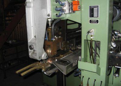 Soudronic type VEA 25 front welding