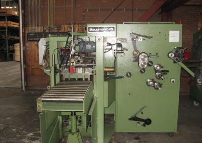 Soudronic type VEA 25 front of welder