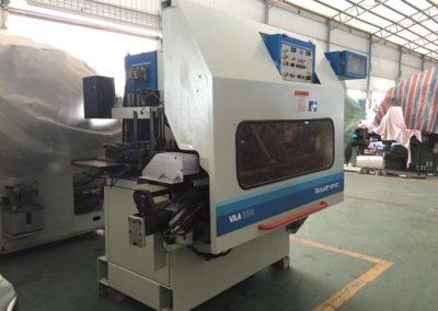 Soudronic VAA 1000 welder front