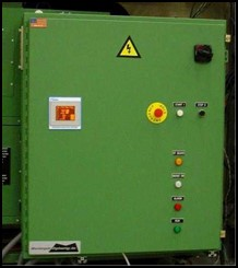 nordson inductie oven 2