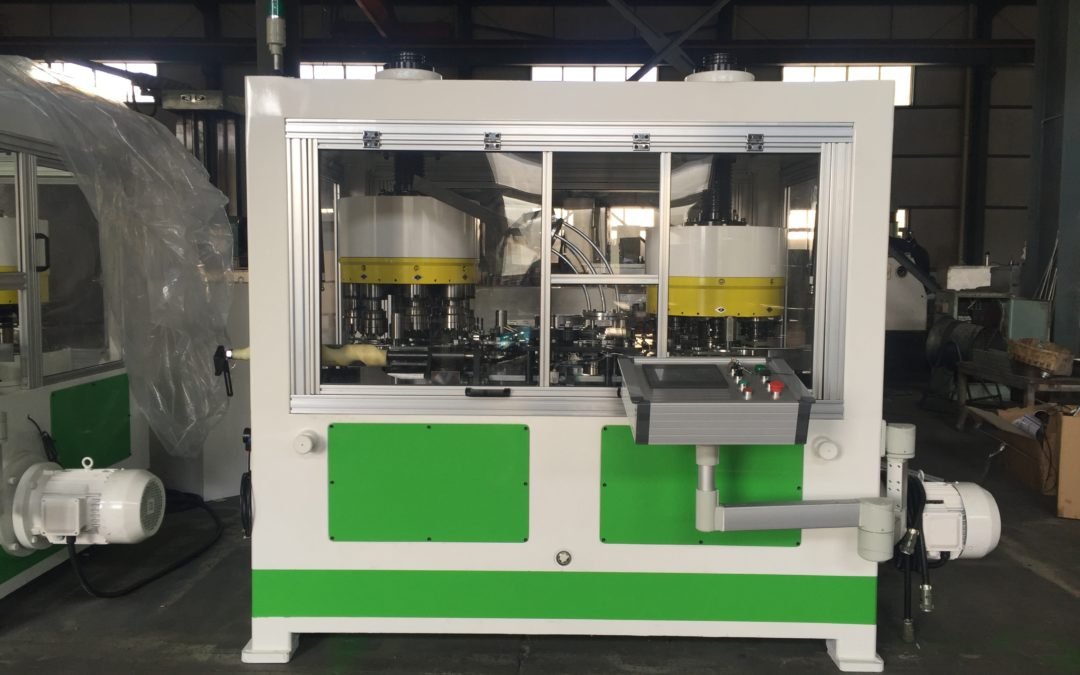 Automatic flanger beader seamer ( new machine )
