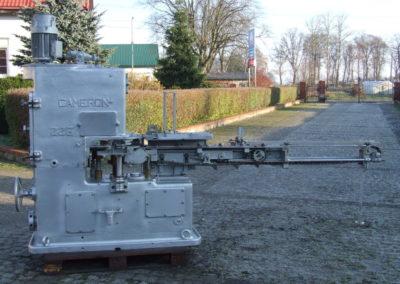 Cameron 226 FMC 226 vacuum seamer