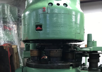 Canco 400 automatic seamer front
