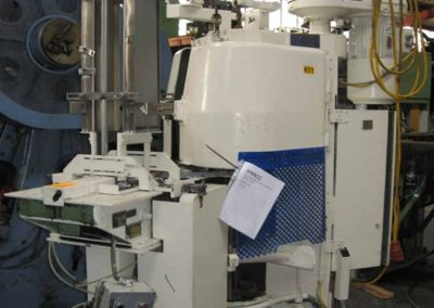 Lubeca LW 303 automatic seamer for cans