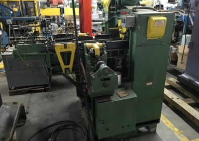 meltog 157 with seperate hamming beading notching unit side