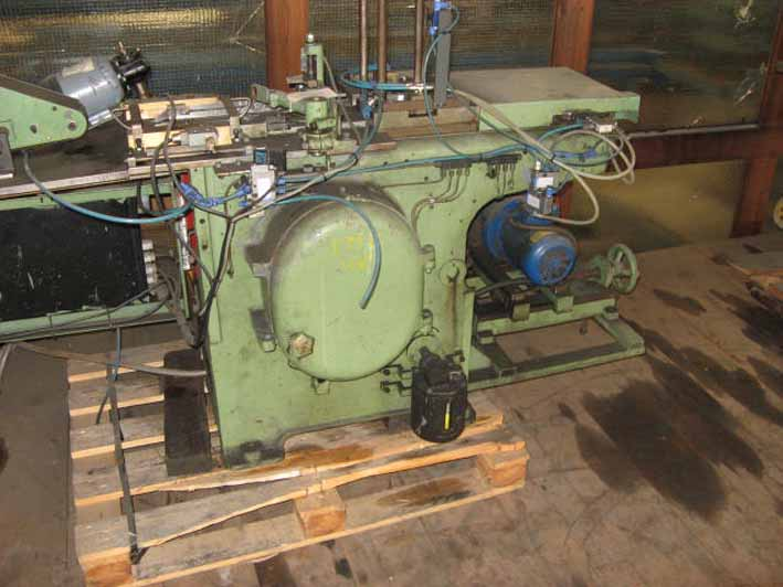 IMC 186 automatic liner