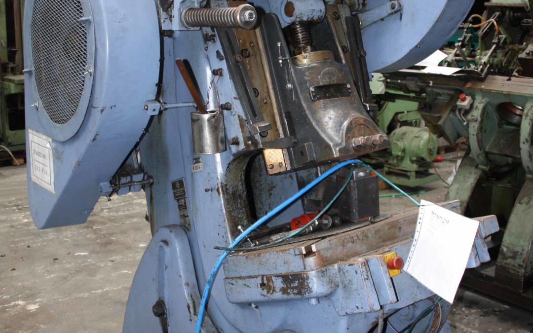 Naroska PENR 75 tons press