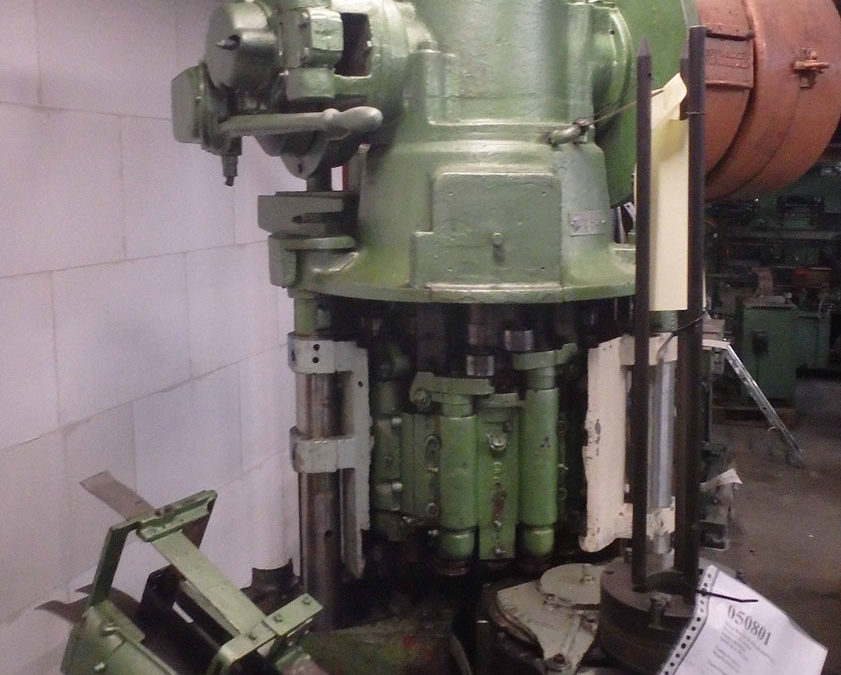 Metalbox CRS 334 automatic seamer