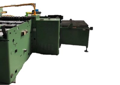 Krupp cut-o-mat slitter type SVDT