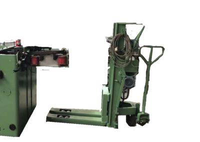 Krupp cut-o-mat former type SVDT