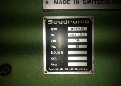 Soudronic VEAW-K 50