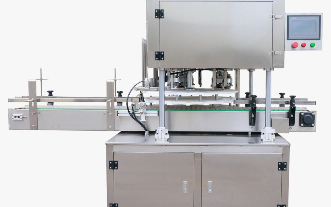 Automatic stainless steel seamer type ACS-V2 new machine