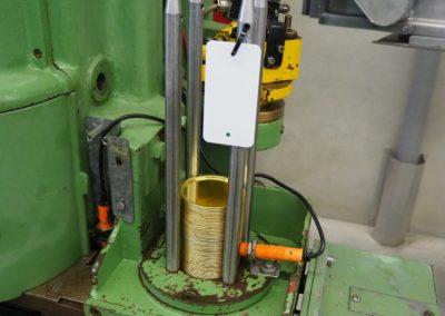 lid feeder lanico machine