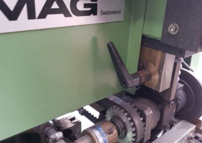 Smag ZSMVa-1 Automatic welder with tool for 99mm, 108mm and 116mm