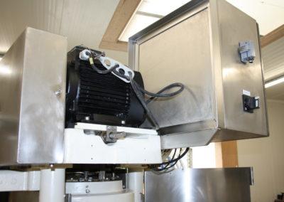 Automatic seamer Angelus 40P motor