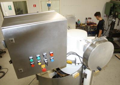 Automatic seamer Angelus 40P top
