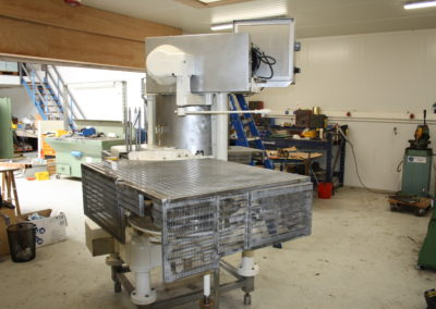 Automatic seamer Angelus 40P CE cover