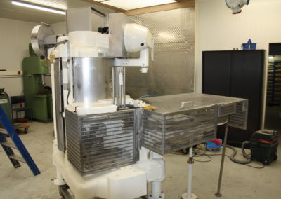 Automatic seamer Angelus 40P overview 2