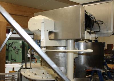 Automatic seamer Angelus 40P