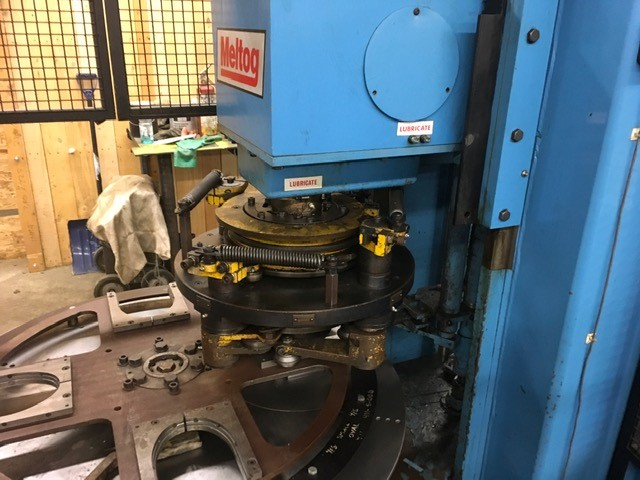 Meltog CSM500 Round and Irregular seamer