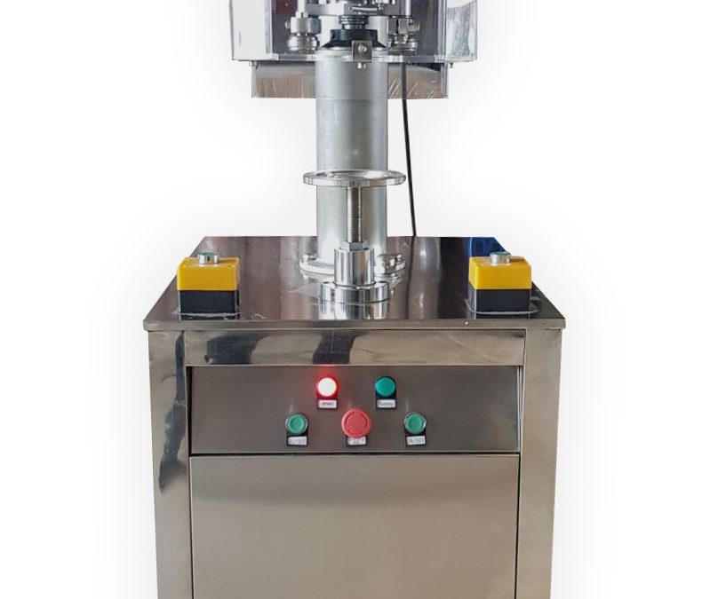 semi automatic seamer MEM SAS-V1