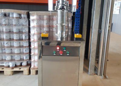 SAS V1 felsmachine and seamer semi automatic