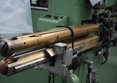 Soudronic NRZD 12 welding arm