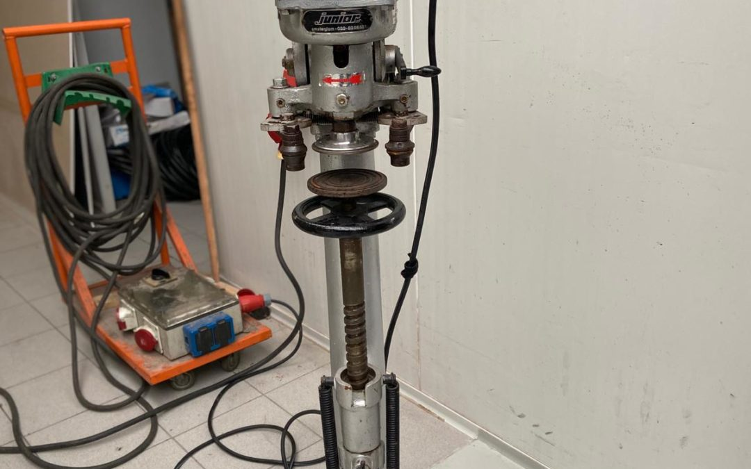 Semi automatic Lanico V10 A