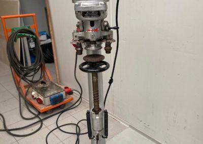 Semi automatic seamer Lanico V10 A