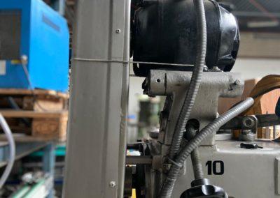 Automatic seamer Manzini comaco AG110 motor