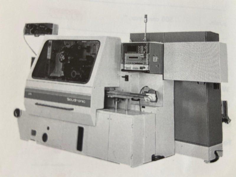 Soudronic FBB 5700 U