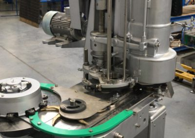 IMC 178 seamer sluitmachine