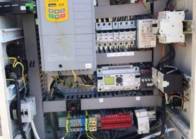 control box Lubaca seamer
