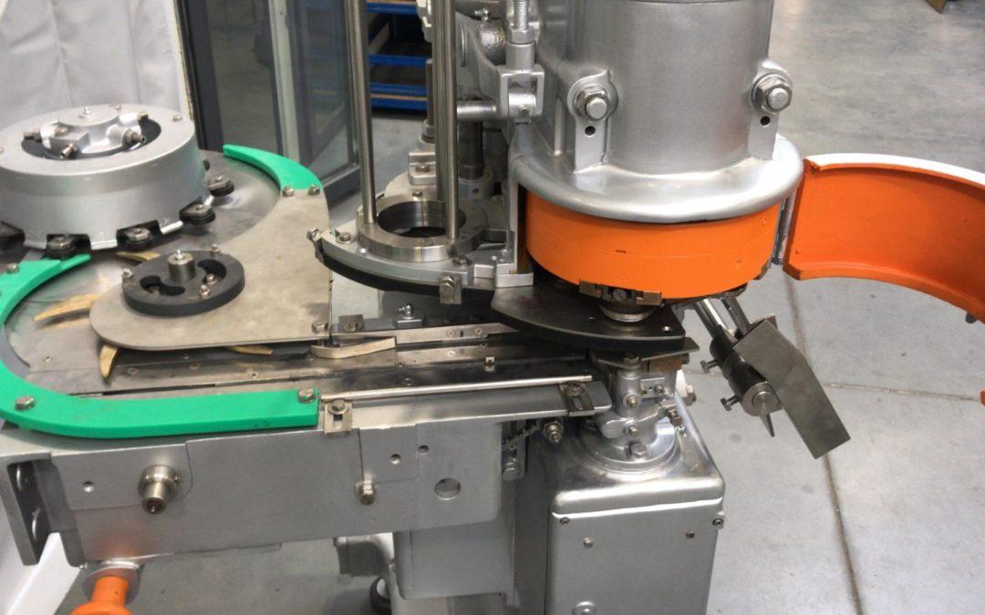 Automatic IMC 178 seamer