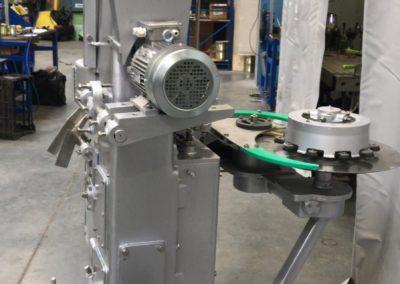 sluitmachine IMC 178 can seamer IMC 178 for cans