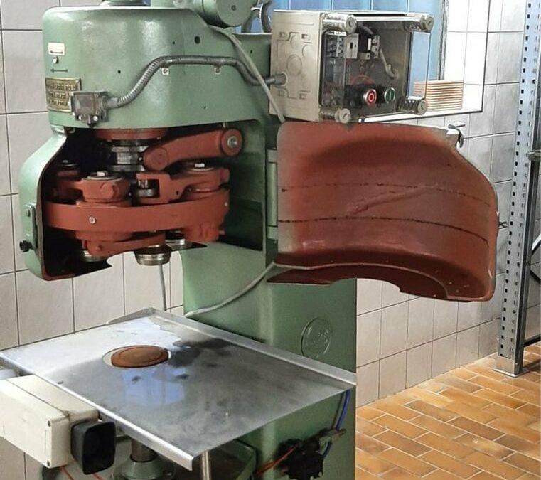 Lanico Rapid semi automatic seamer tooled for 83mm