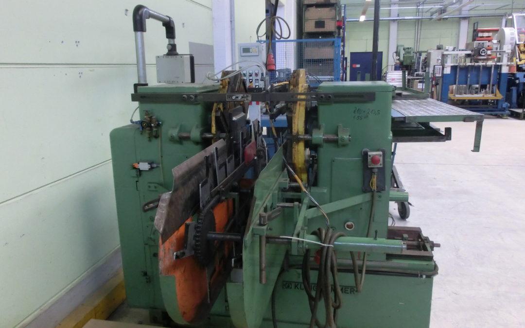Klinghammer SBA 300 squeeze flanger