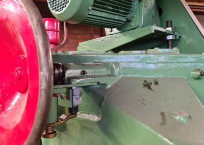 HCM seamer motor cans