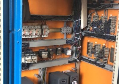 Soudronic FBB 5700 U electrical 1