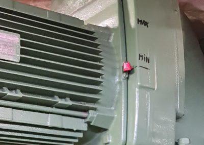 motor hcm 550