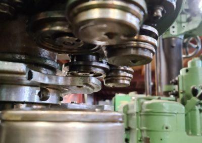 seaming rolls HCM 550 can seamer