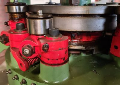 seaming head HCM 550 seamers for cans