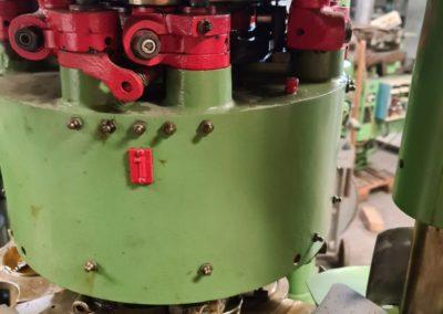 seaming heads HCM 550 can seamer